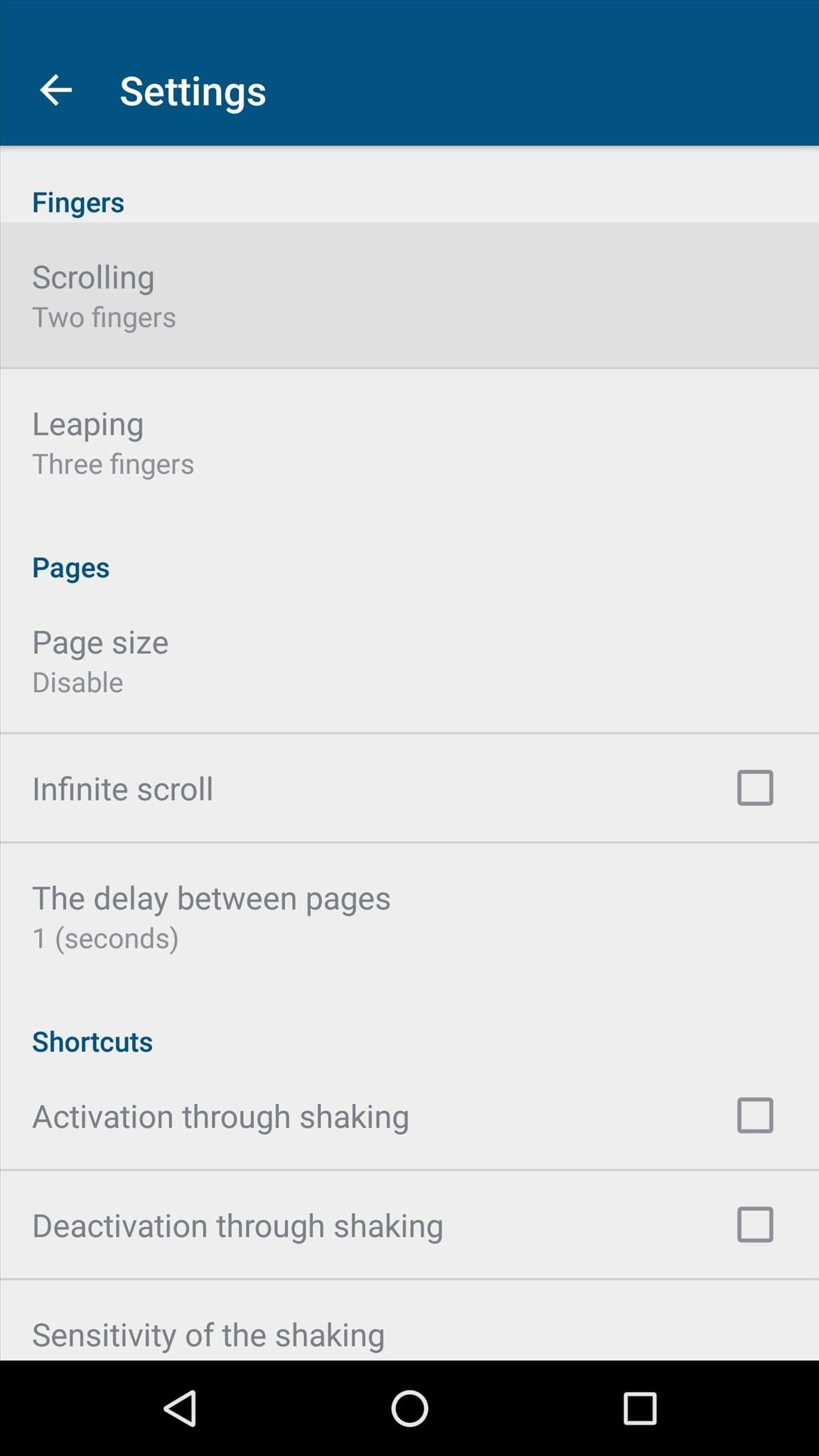 Scroll Better on Android Using These Gestures