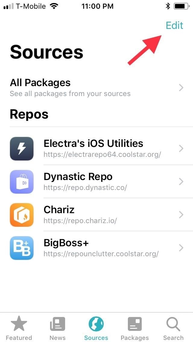 How to add Repos to Sileo so you can find more Jailbreak Tweaks to install