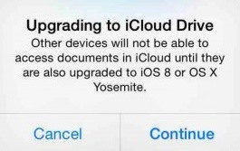Why You Shouldn't Install iCloud Drive on iOS 8