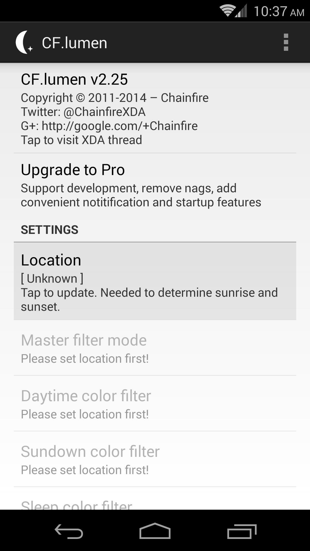 How to Prevent Your Nexus 5 Addiction from Keeping You Awake at Night