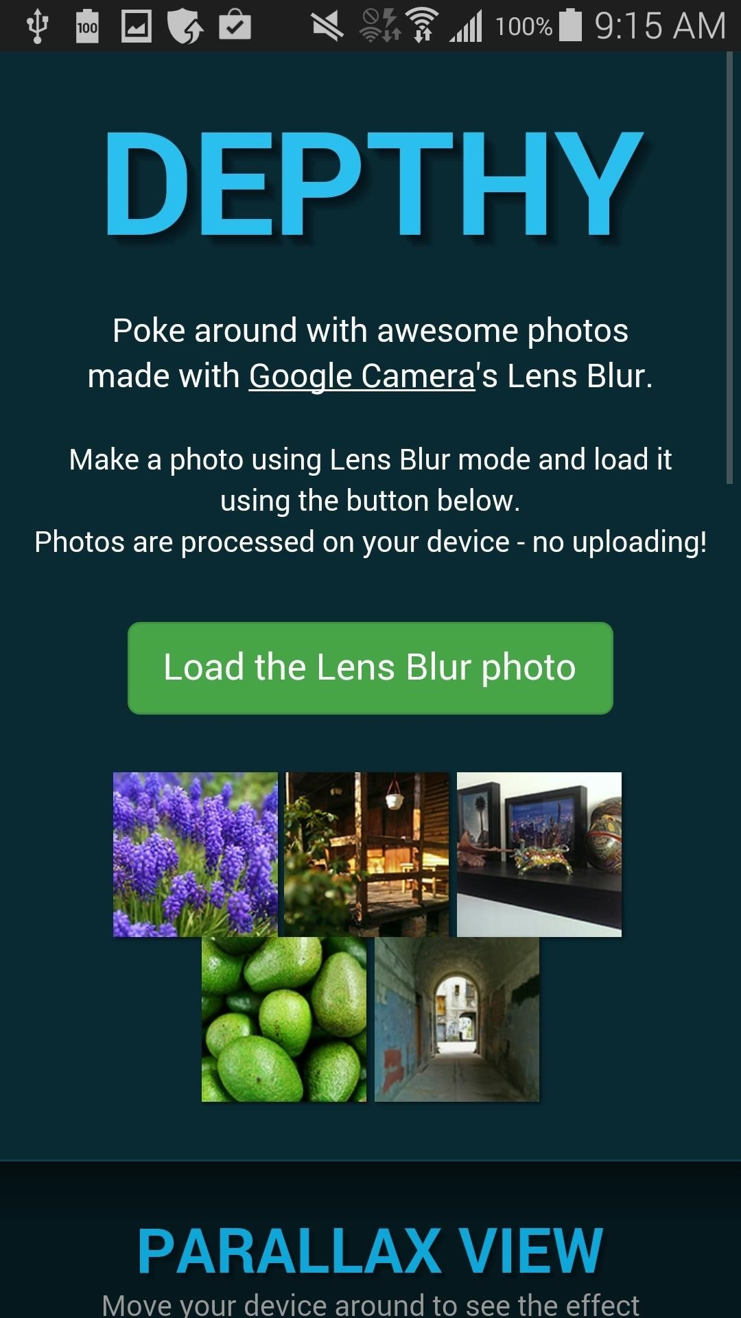 How to Turn Your Google Camera Lens Blur Photos into Parallax Images