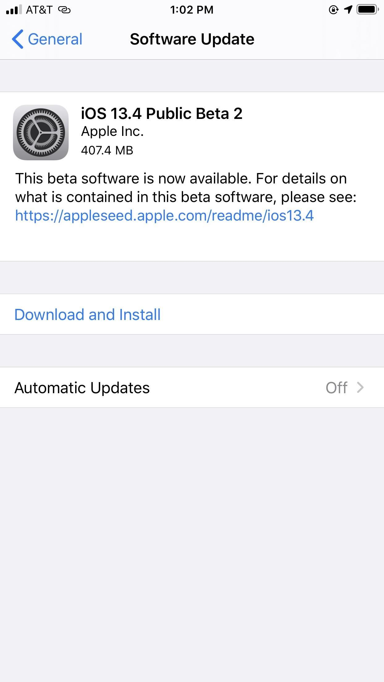 Apple releases iOS 13.4 Public Beta 2 for iPhone today