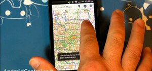 Download map data on your Android from Google Maps for offline use