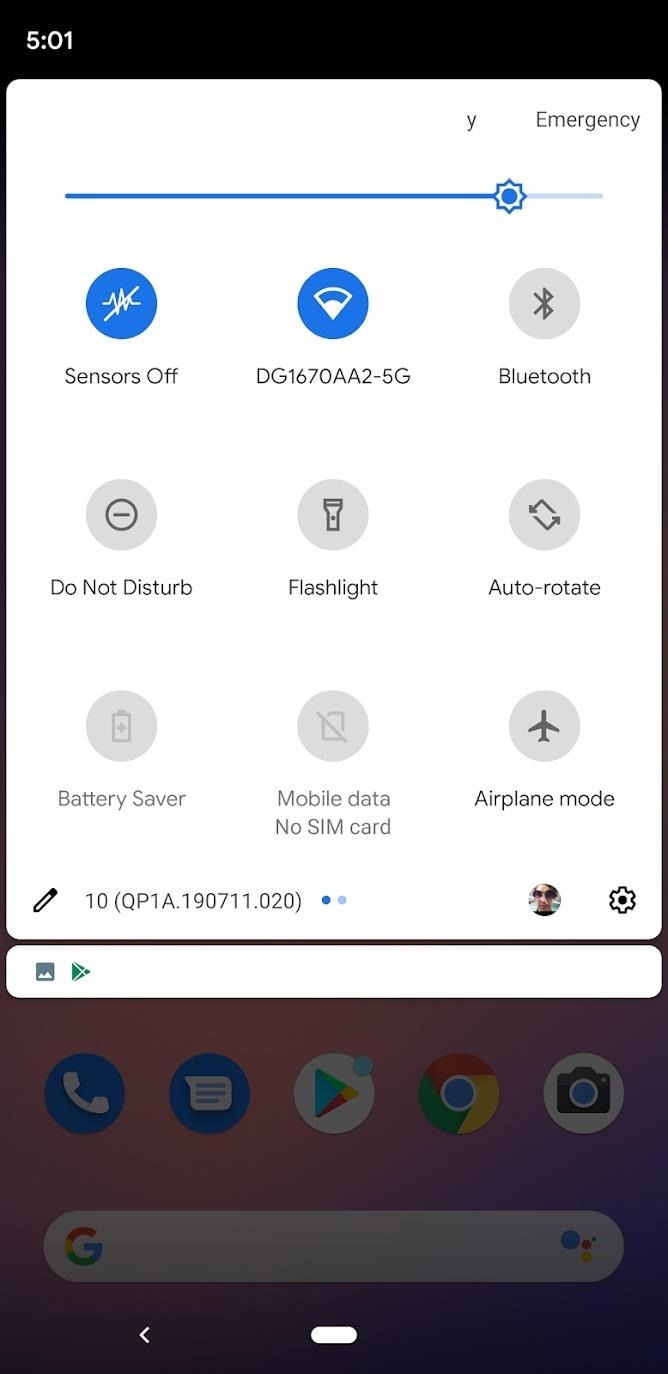 How to Turn Off All Tracking Sensors on Android 10