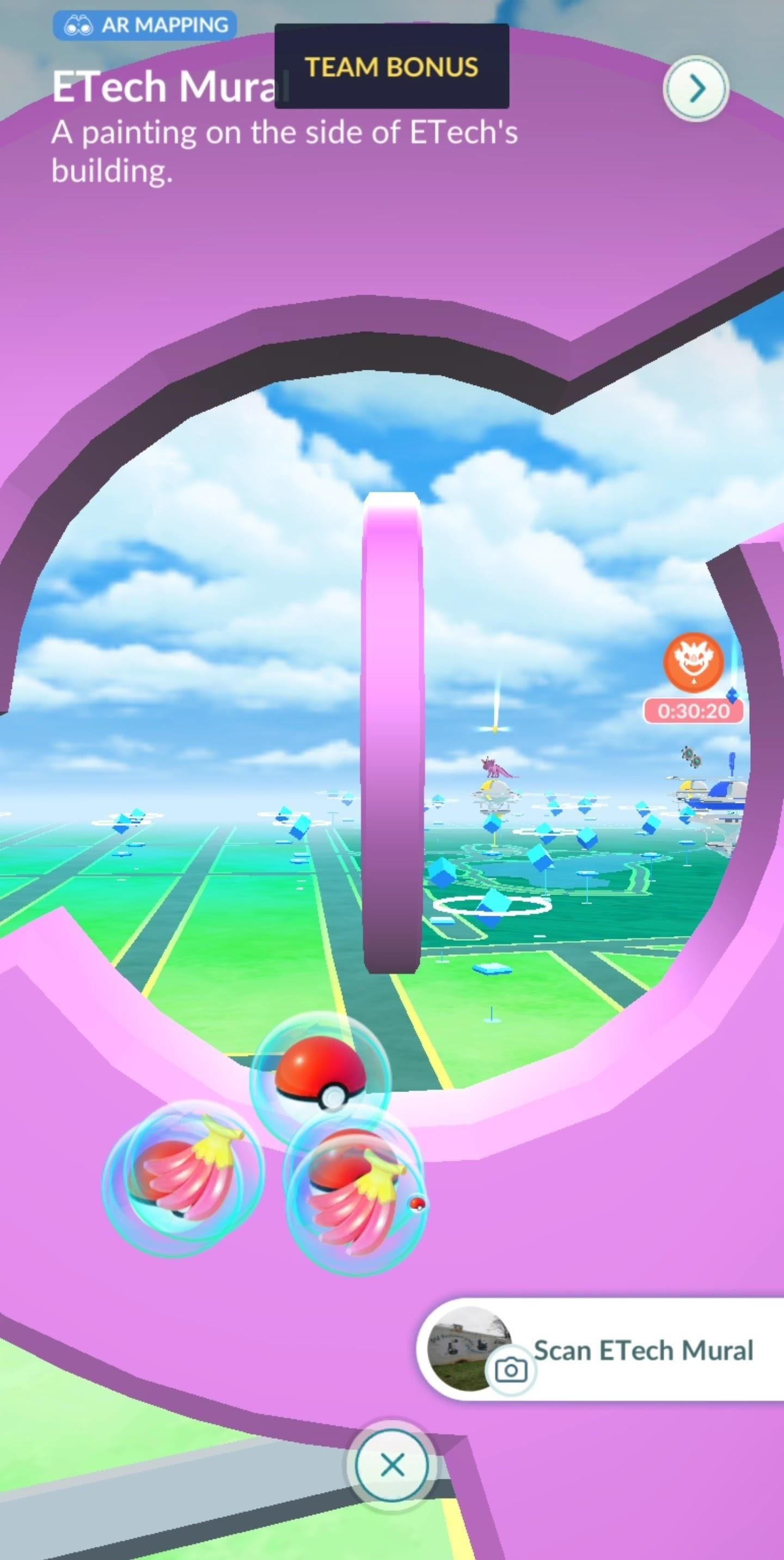 The Best Way to Avoid the New AR Mapping Tasks in Pokémon GO