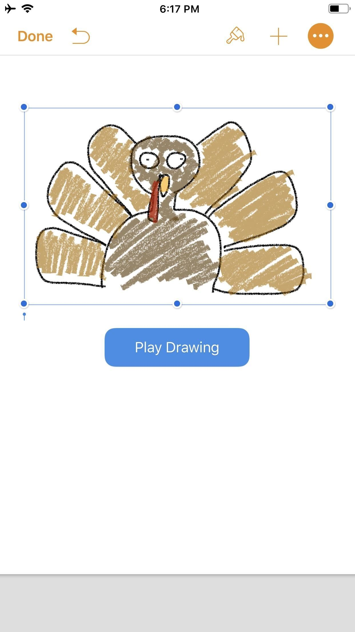 How to animate and share drawings on your iPhone without any third party programs