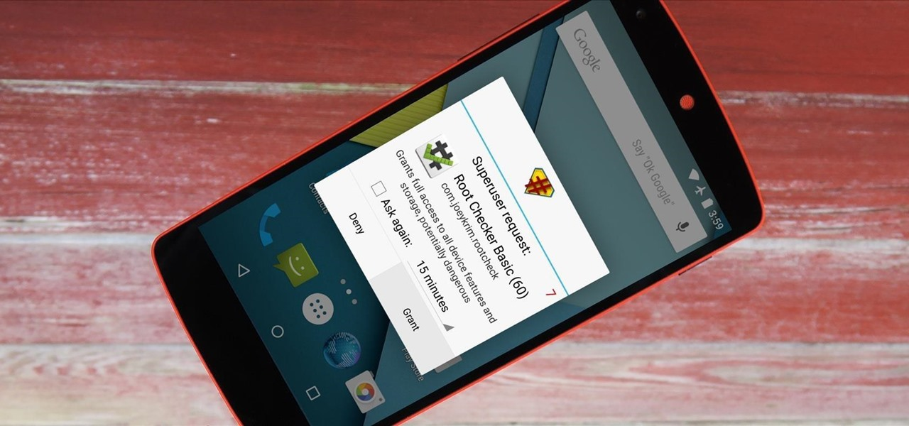Root the New Android 5.0 Lollipop Preview on Your Nexus 5 or 7