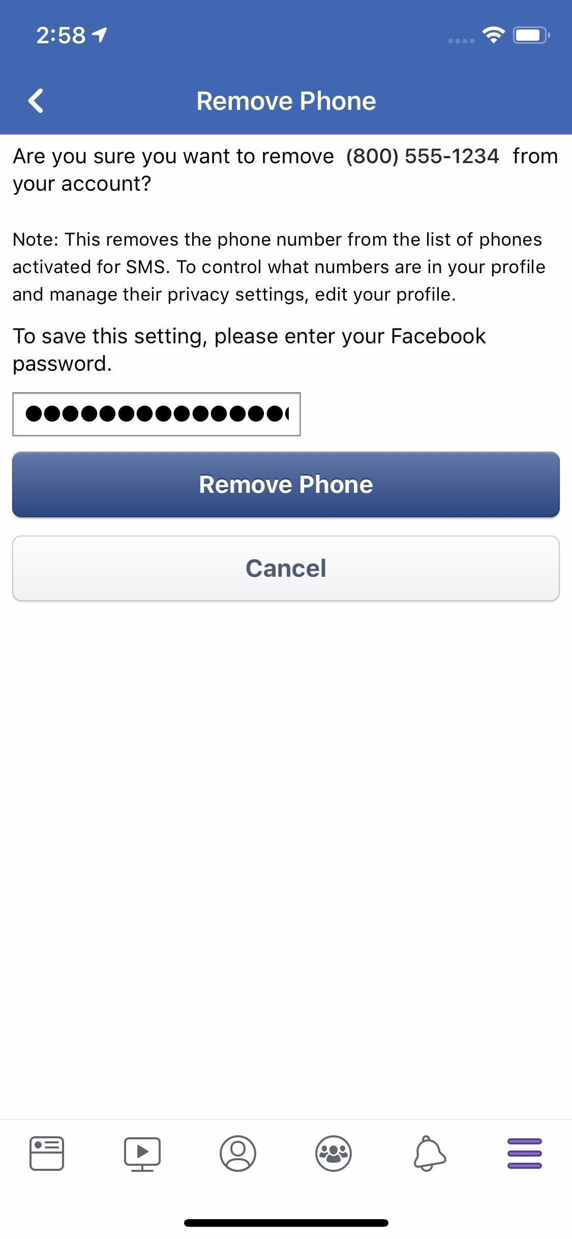How to secure your Facebook account with 2FA - Without making your phone number public