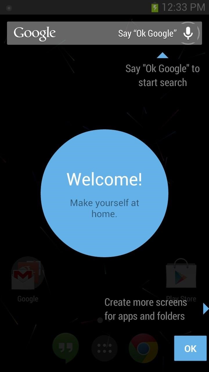 How to Install the Android 4.4 KitKat Home Launcher on Your Samsung Galaxy S3