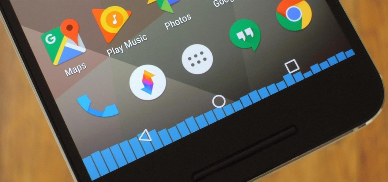 Add a Dancing Music Visualizer to Your Nav Bar « Android :: Gadget Hacks
