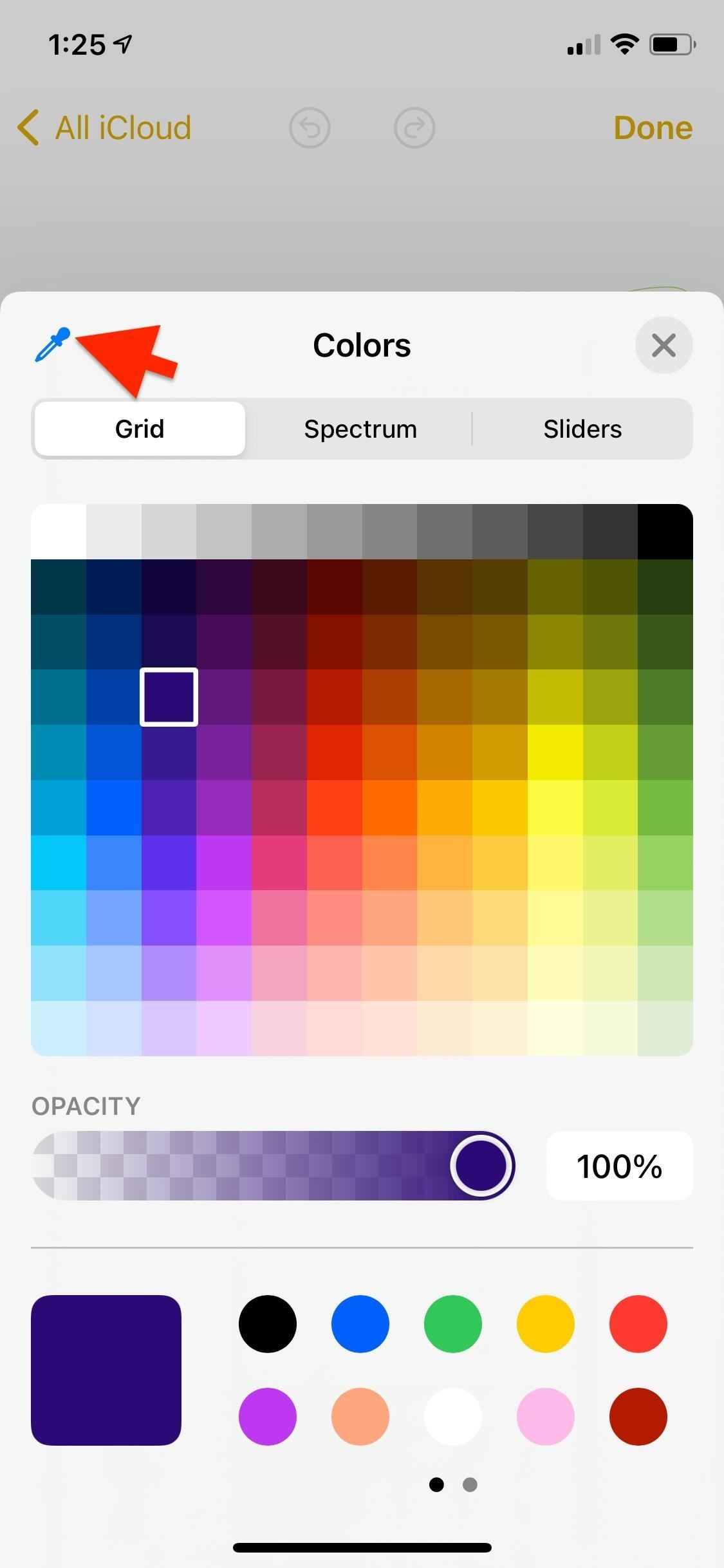 How to Choose the Perfect Hue, Shade, or Tint in Apps with iOS 14's Powerful New Color Picker Tool
