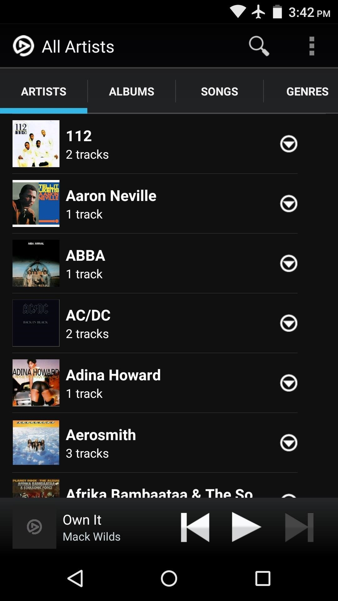 8 Best Local Streaming Music Players For Android Android