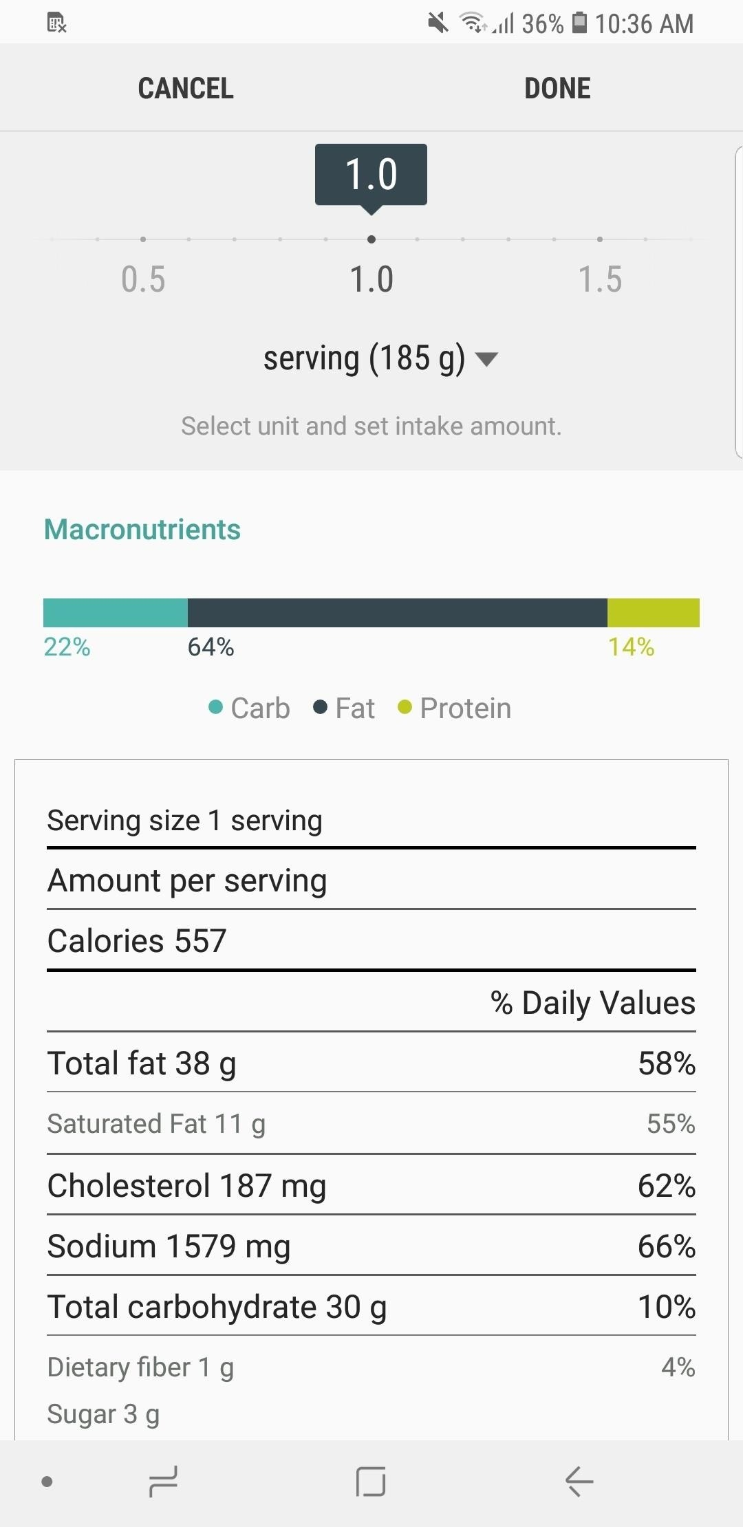 How to Count Calories & Log Nutrition with Samsung Health