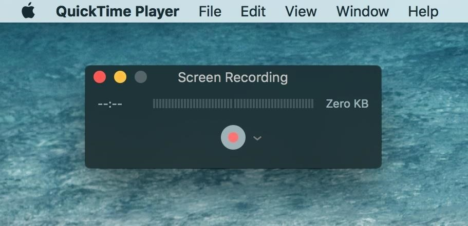 How to Record Your Mac\u0027s Screen for Free Using QuickTime « Mac Tips