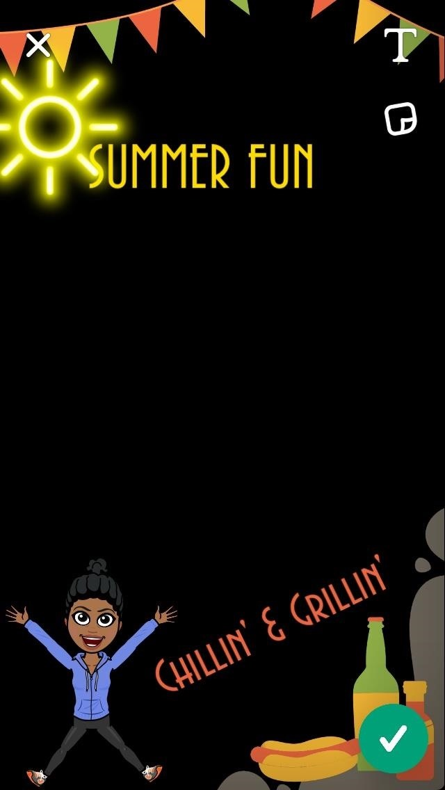 Snapchat Adds Mobile Creative Studio So You Can Design Geofilters in-App