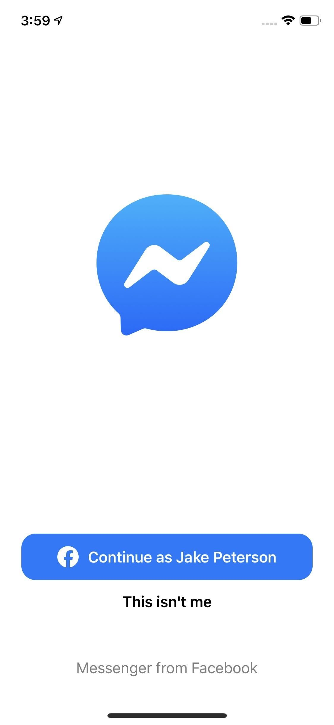 How to Chat with Friends on Messenger Without a Facebook