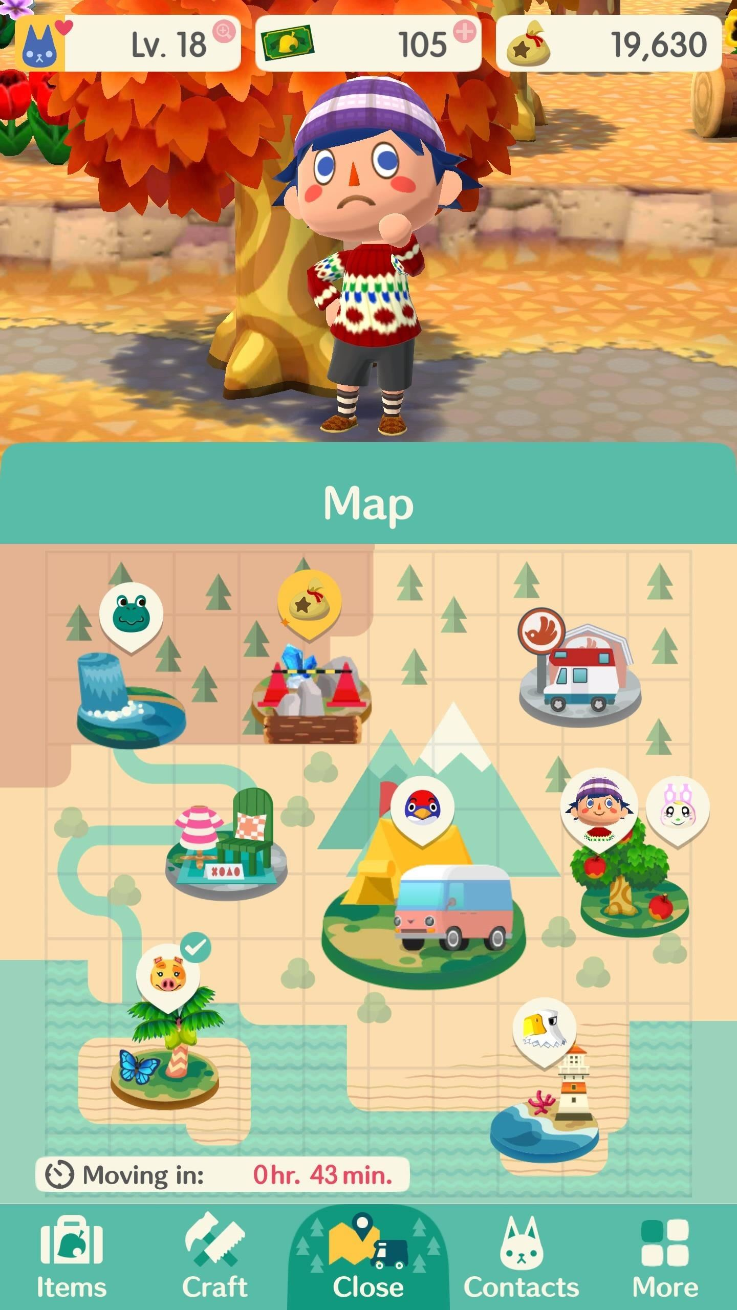 Pocket Camp 101: How to Build Up Supplies in Animal Crossing