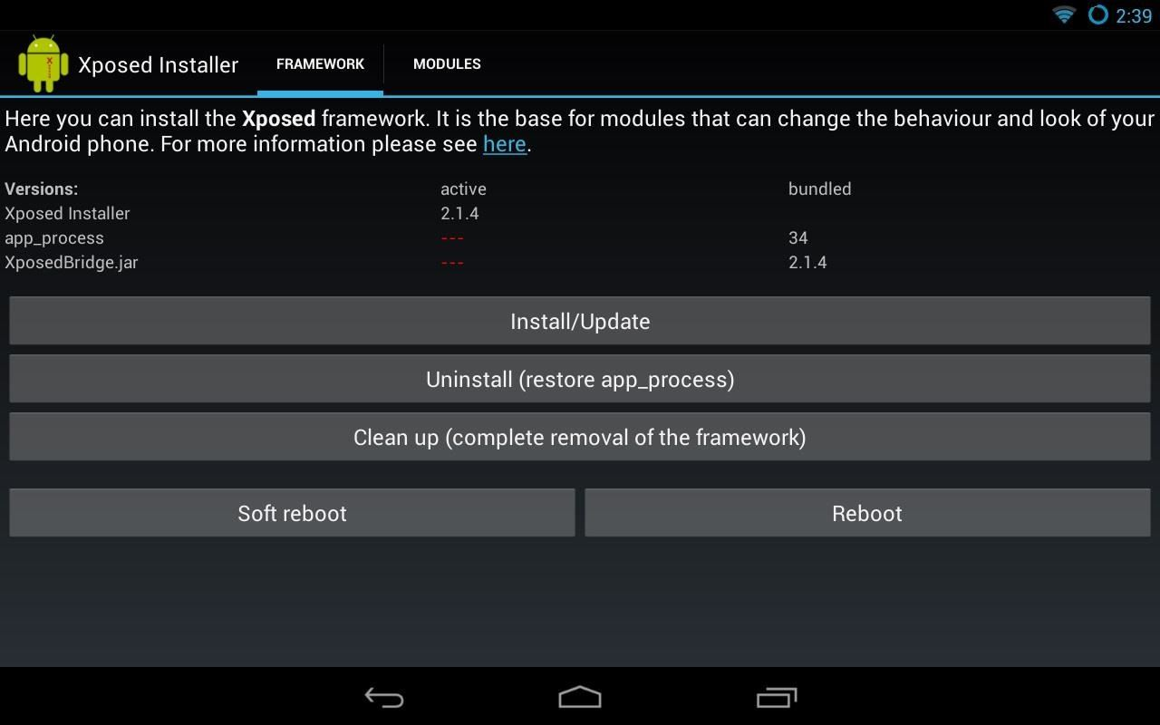 How to customize the android app icons on your nexus 7 tablet with reboot your tablet afterwards voltagebd Choice Image