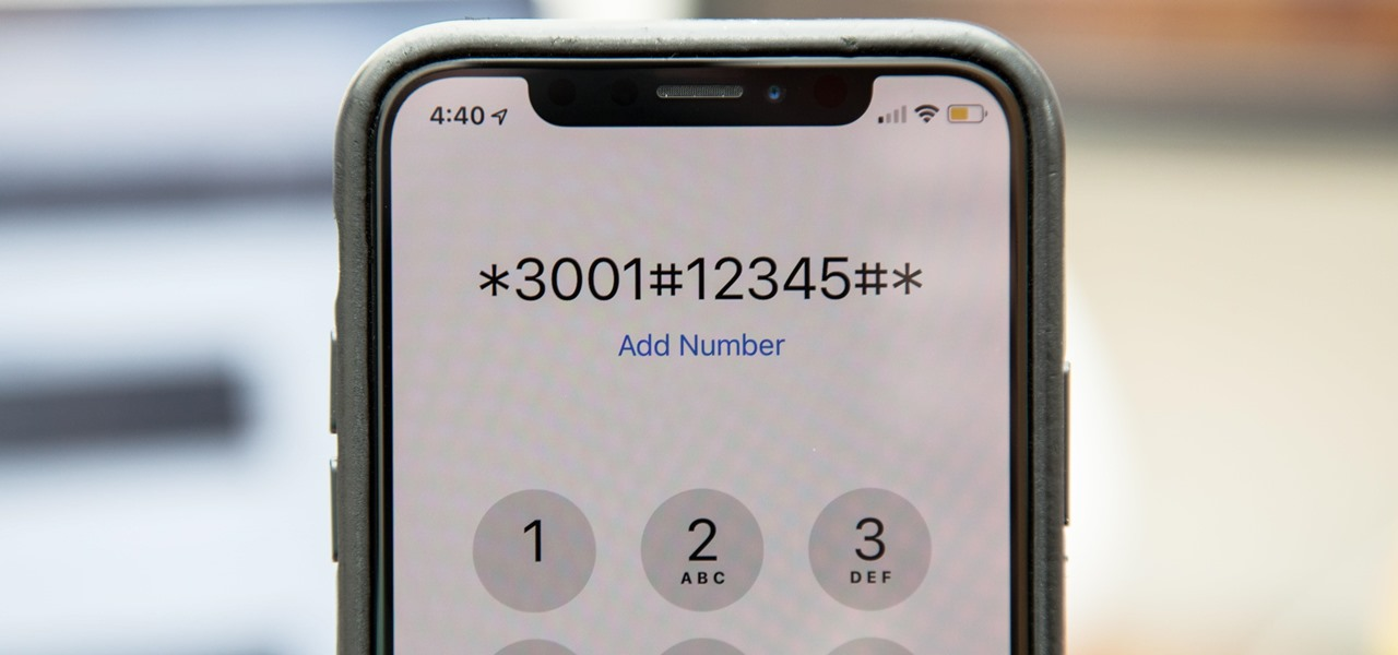 How To: 100+ Secret Dialer Codes for Your iPhone