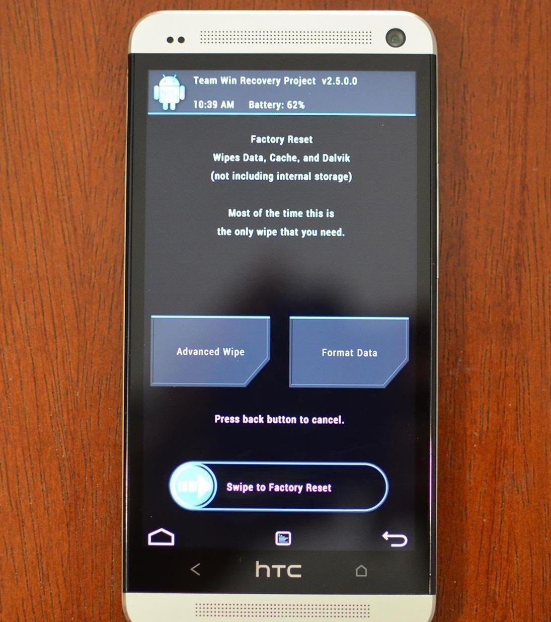 How to Turn Your HTC One into a Real HTC One Google Play Edition