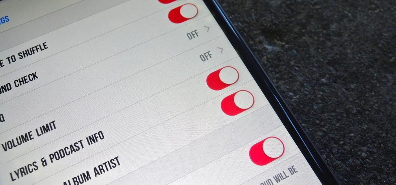 Customize the On/Off Color for Switches on Your iPhone