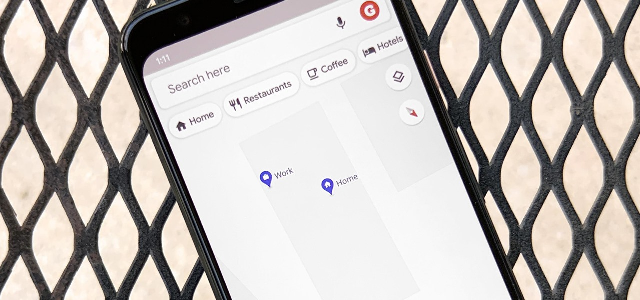 How to Set a Work Address on Google Maps When You Work from Home
