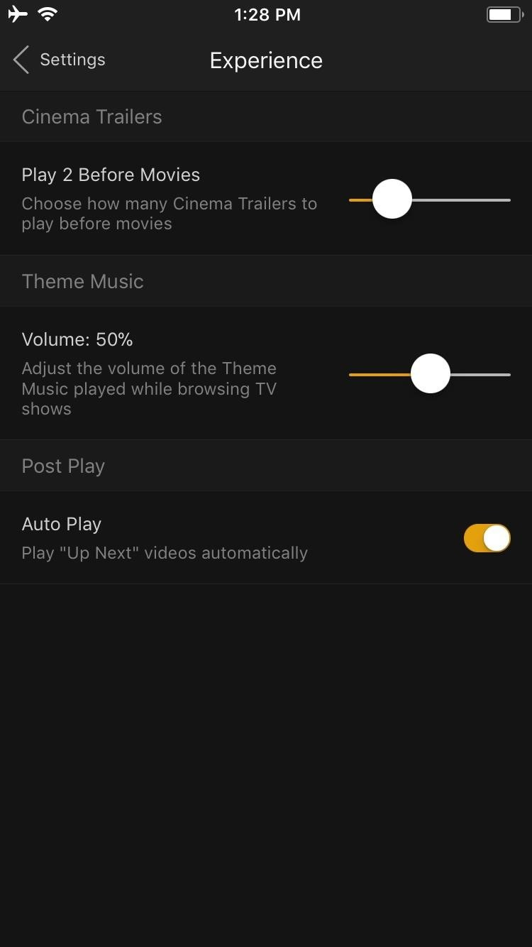 Plex 101: How to Play Trailers Before Your Movies « Smartphones