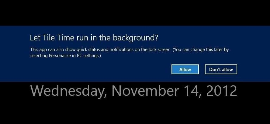 Missing Time in Windows 8? Add a Free Live Tile Clock to Your Start Screen