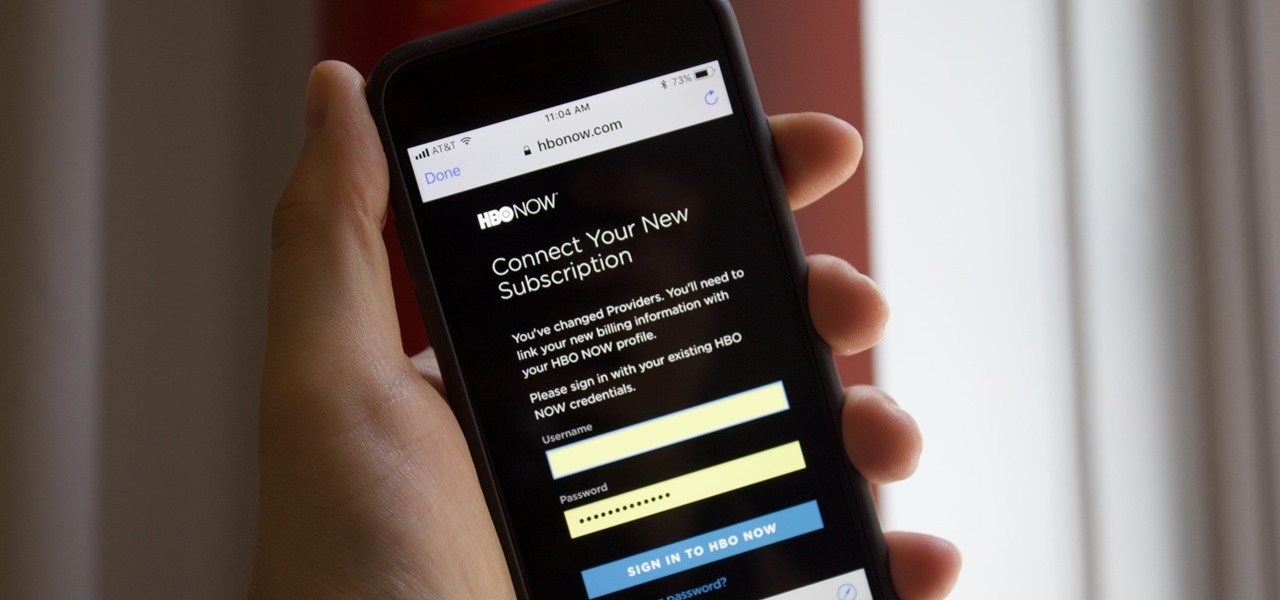 HBO Now 101: How to Cancel Your Subscription « Smartphones