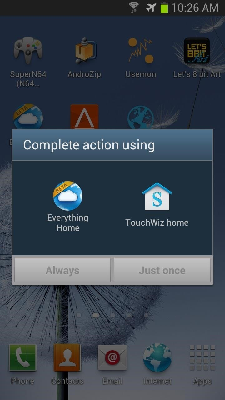 How to Make Your Samsung Galaxy S3 Dynamically Adapt to Whatever Mood You're In