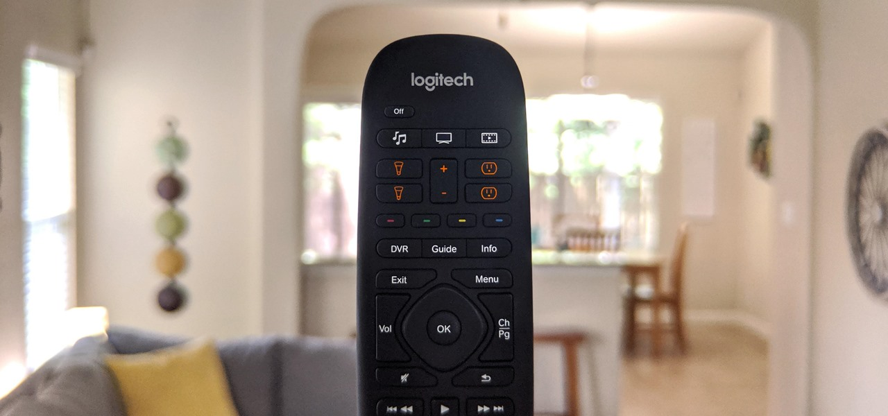 News: Make Your Smart Home Smarter with a Truly Universal Remote