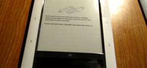 Root your Barnes & Noble Nook eReader to gain superuser access