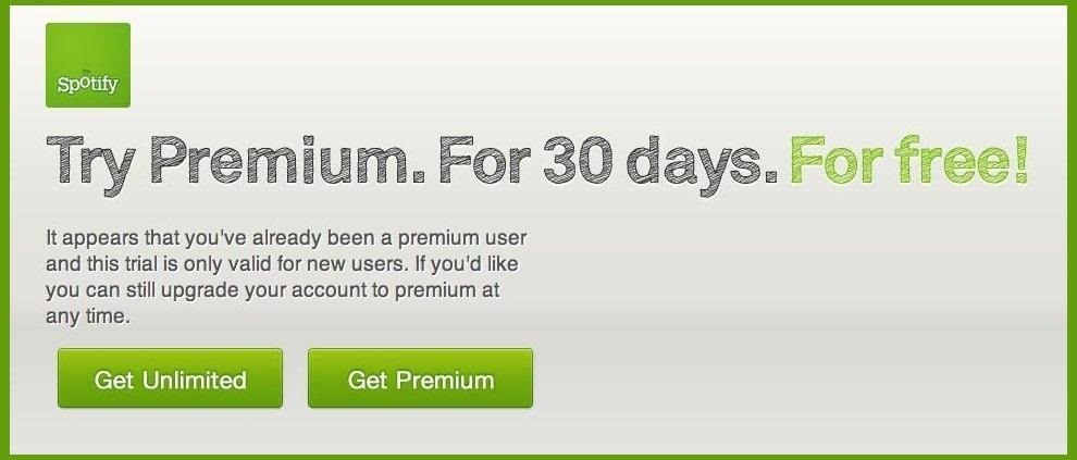 How to Get Unlimited Free Trial Subscriptions to Netflix, Spotify