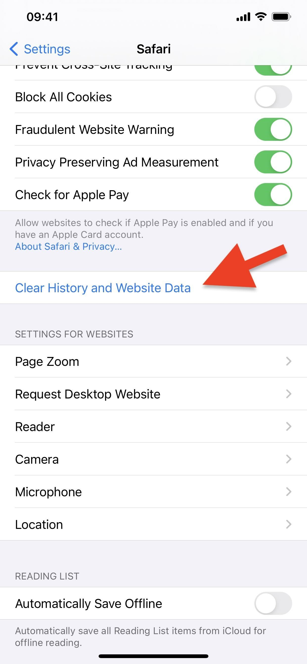 Safari for iPhone Lets Advertisers Track Your 'Clicks' — Here's How to Disable It