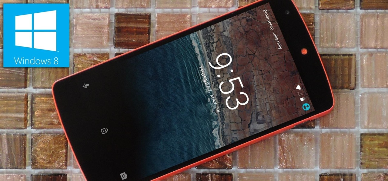 Install the Android M Preview on Your Nexus Device (Using Windows)