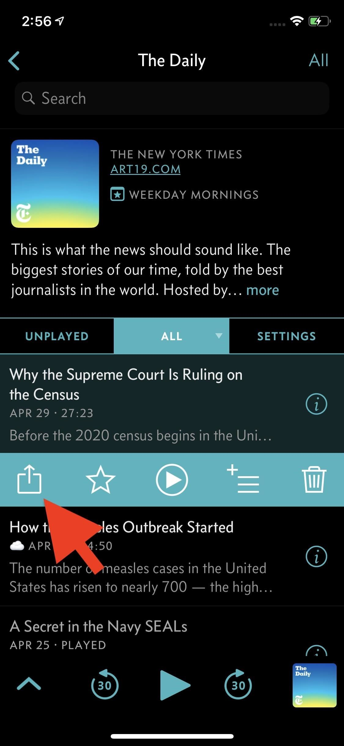 How to Share Audio & Video Clips in Overcast to Show Off Your Favorite Podcasts