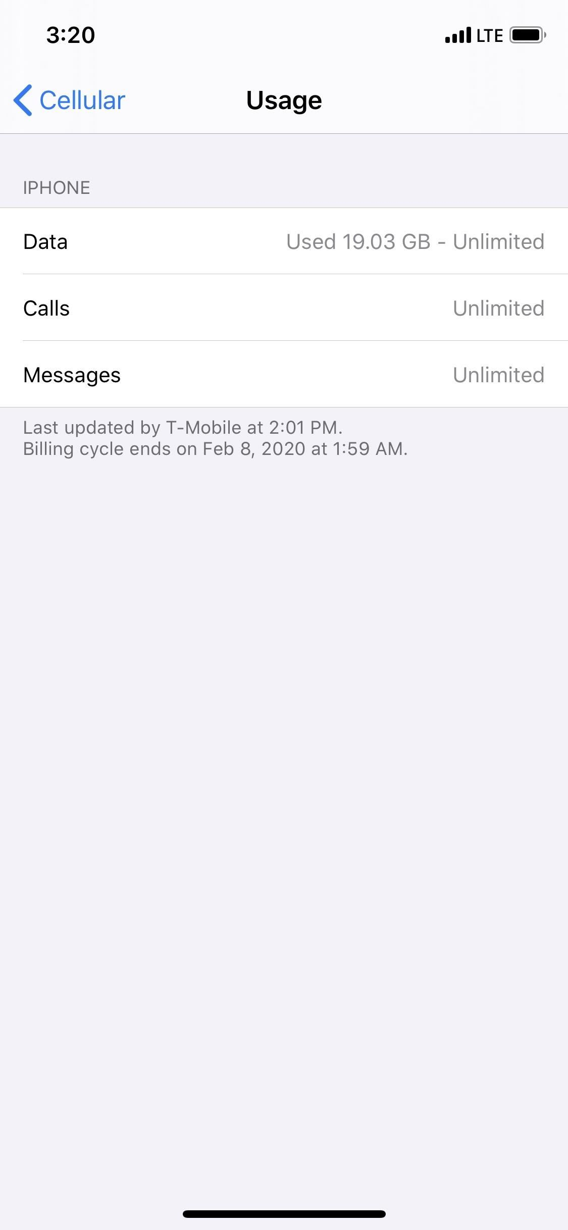 How to Track Your Own Mobile Data Usage on iPhone or Android