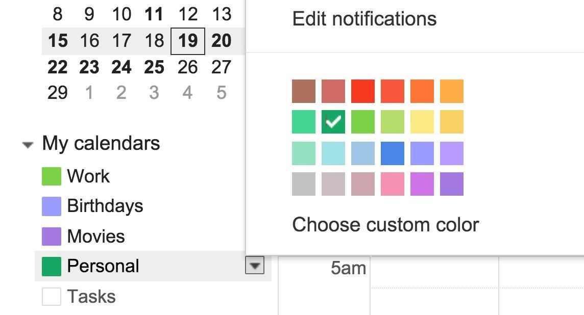 15 Tips to Make You a Google Calendar Pro