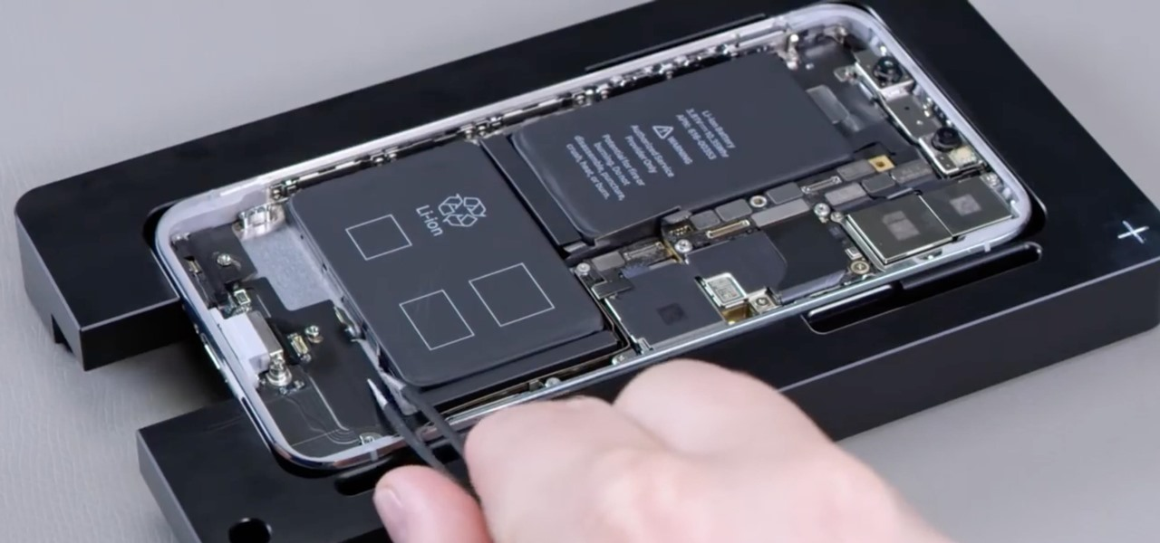 Replace Your iPhone X's Battery Just Like Apple Would