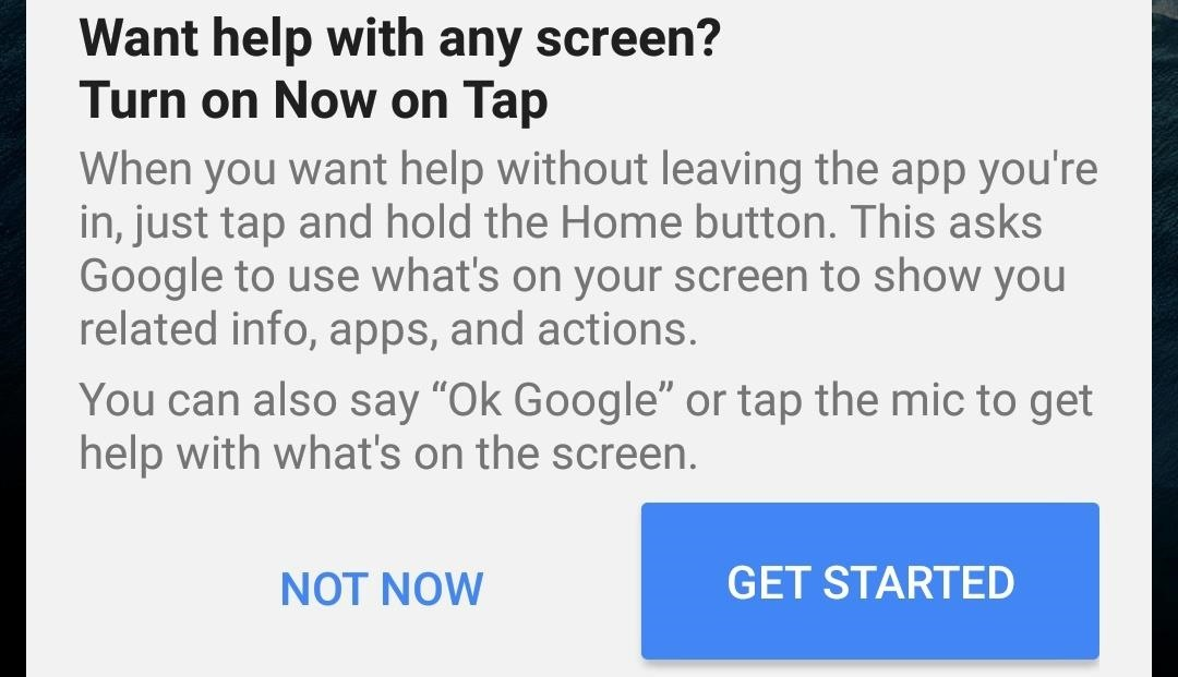 Now on Tap: How It Works & Why You Should Use It on Android