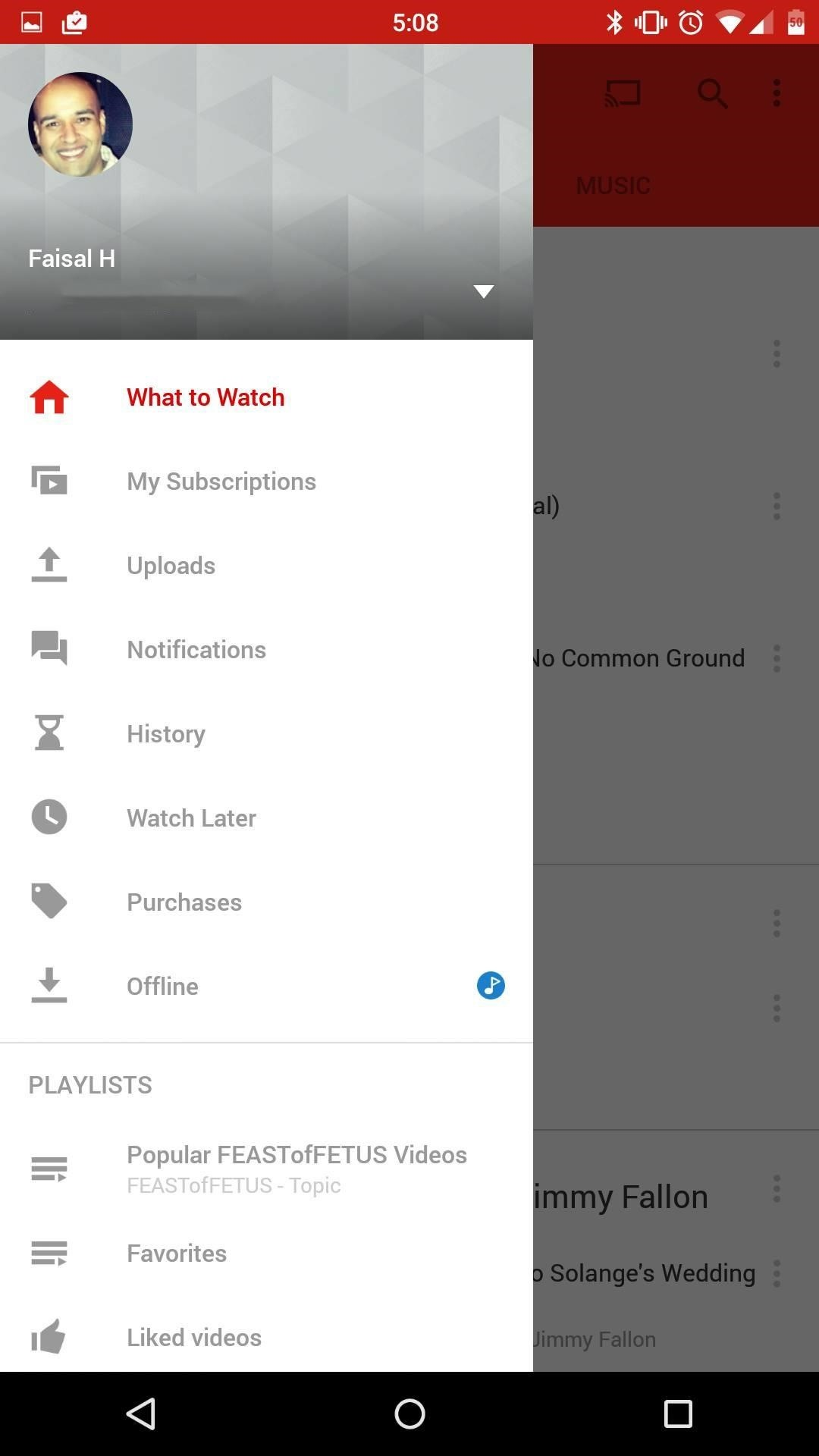 YouTube Finally Receives Its Material Design Makeover (APK Inside)
