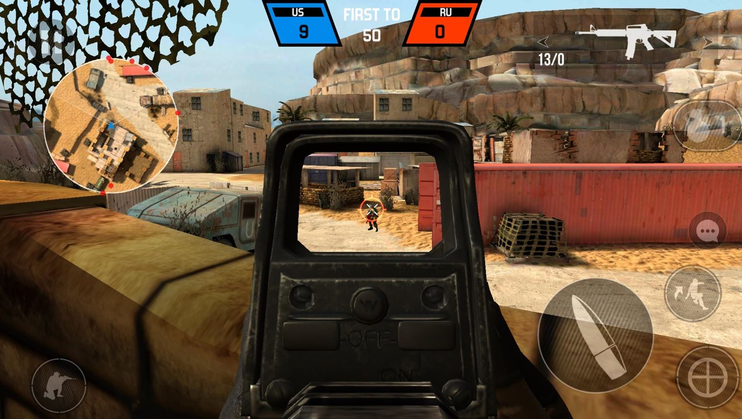Gaming: The 10 Best Free Shooting Games for Android & iPhone