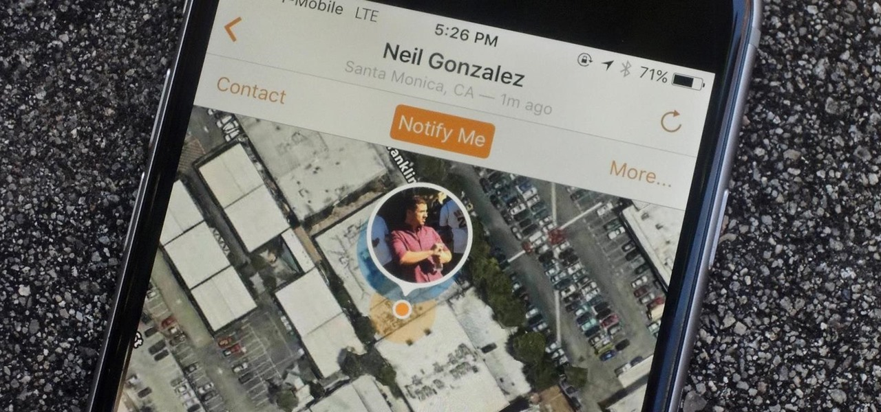 Secretly Track Someone's Location Using Your iPhone
