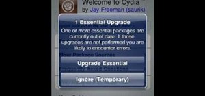 Install Bossprefs on your jailbroken iPhone from Cydia