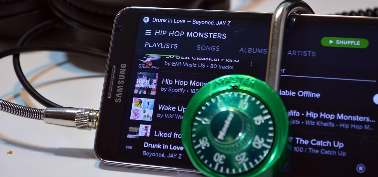 Trick Spotify into Playing Any Song in Its Free Android App