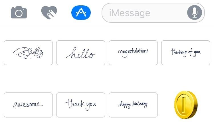 How to Delete Handwritten Messages from the 'Recents' List on iOS 10 to Clear Your Handwriting History