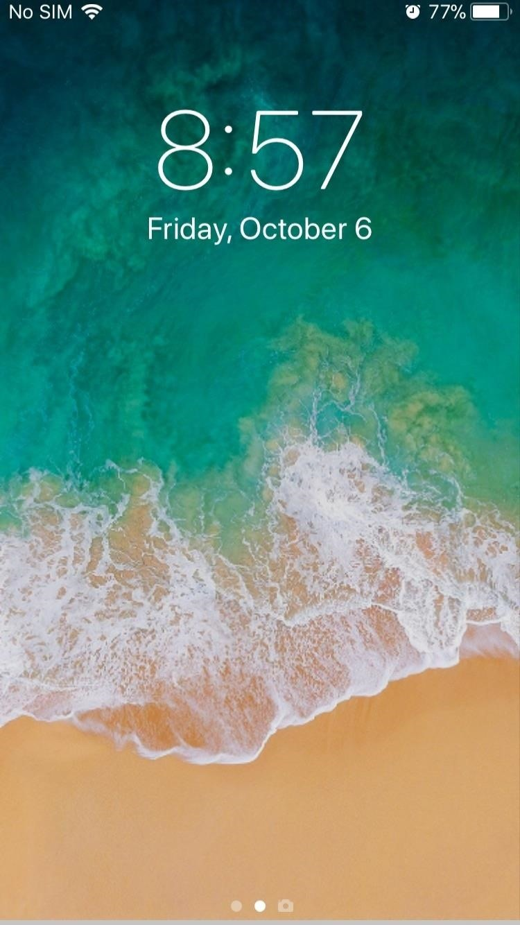 How to Access the Notes App Directly from the Lock Screen in iOS 11