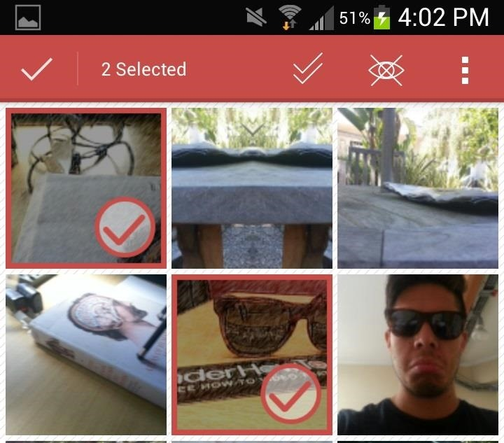 How to Hide All the Dirty & Potentially Embarrassing Photos & Videos Lingering in Your Android Gallery