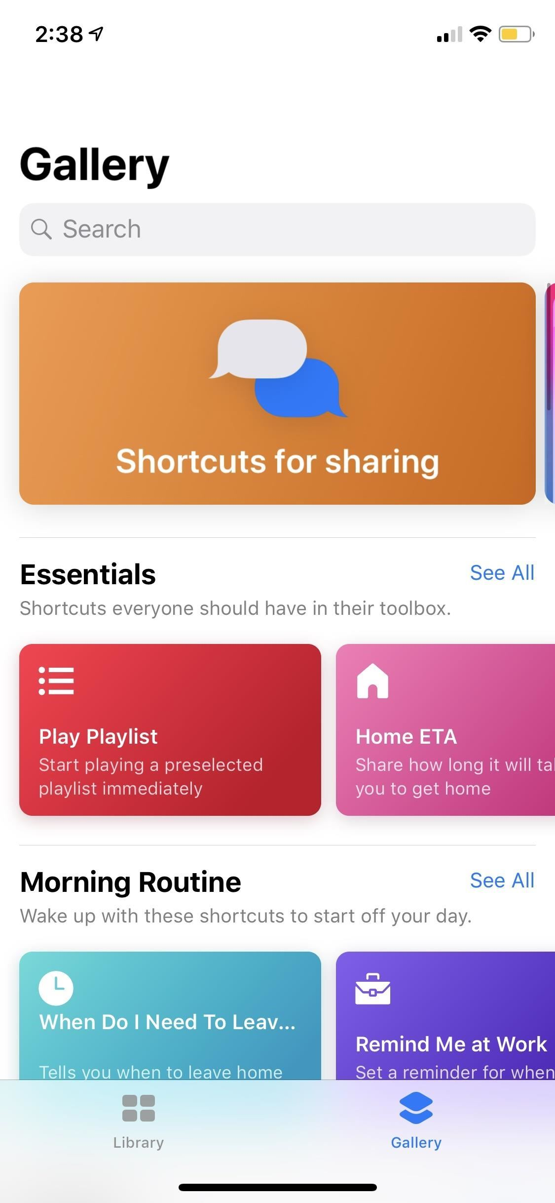iOS 12s Shortcuts app plans to replace Apple's workflow forever