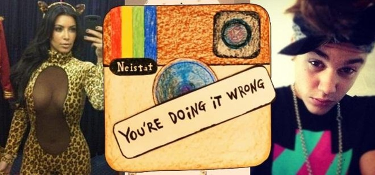 Not Suck at Instagram (But If You Still Suck, Just 'Be' Instagram Instead)